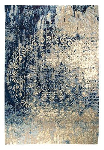 Luxor Living Vintageteppich Barock, Designerteppich, hochwertig, robust, pflegeleicht, Größe:120x170cm