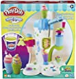 Hasbro A2104E24 Play-Doh - Riesen Softeismaschine, Knete