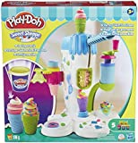 Play-Doh Sweet Shoppe  Perfect Twist Ice Cream Playset