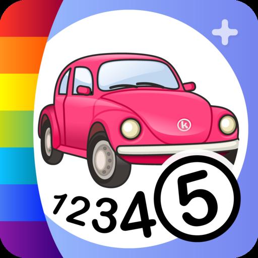 Malen Nach Zahlen Auto Amazonde Apps Für Android
