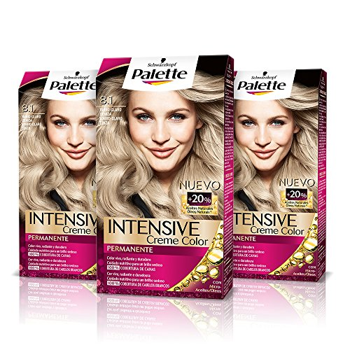 Palette Intense Cream Coloration Intensive Coloración