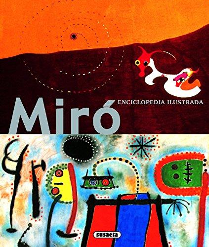 Enciclopedia ilustrada de Miró por Equipo Susaeta