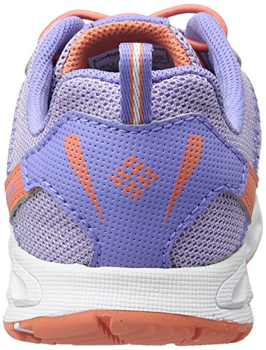 Columbia Drainmaker Iii, Multisport Outdoor Mixte Enfant Violet (Whitened Violet/lychee 501)