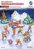 Produkt-Bild: Die schönsten Weihnachtslieder, Notenausg. m. Audio-CDs, Für Violine, m. Audio-CD