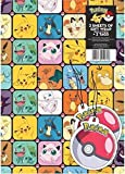 Pokemon Gift Wrap