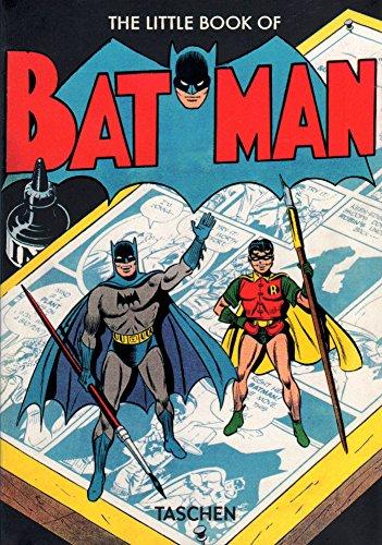 Reisebuch: The Little Book of BATMAN (Bilder, Hintergrundgeschichten und Comic-Strips)