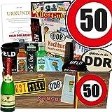 Geburtstagsgeschenk | Männerbox | Geburtstag 50 | Geschenkkorb Vati