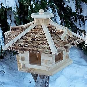 sehr gro es vogelhaus vogelh user vogelfutterhaus vogelh uschen aus holz schreinerarbeit gaube. Black Bedroom Furniture Sets. Home Design Ideas