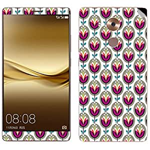 Theskinmantra Spring of dops Huawei Mate 8 mobile skin