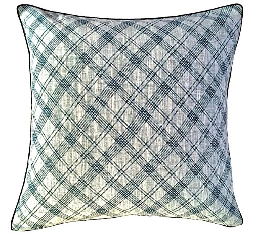 the-indian-promenade-16-x-16-inch-poly-cotton-khaadi-check-print-cushion-cover-mint-green