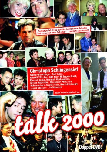 Talk 2000 – Christoph Schlingensief [2 DVDs]