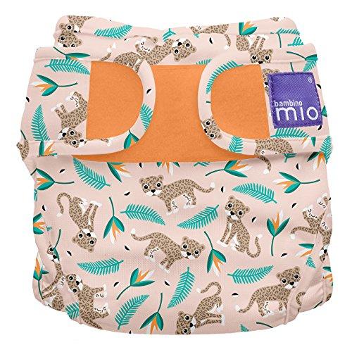 Bambino Mio, miosoft windelüberhose, wildkatze, Größe 1 (<9kg)