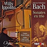 Sonates en trio / Johann Sebastian Bach | Bach, Johann Sebastian (1685-1750)