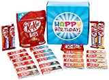 The Ultimate KitKat Chocolate Lovers Happy Birthday Gift...
