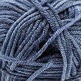 61%2BP3NaEqOL. SL160  - NO.1 BEAUTY# Debbie Bliss Baby Cashmerino TONALS Hand Knitting Yarn - 50g 01 Storm Reviews  Best Buy price