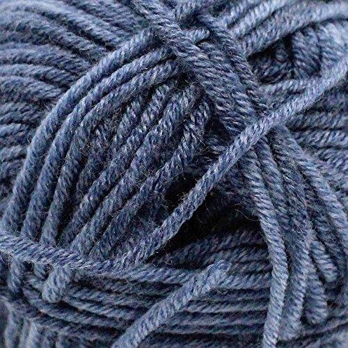 61%2BP3NaEqOL - NO.1 BEAUTY# Debbie Bliss Baby Cashmerino TONALS Hand Knitting Yarn - 50g 01 Storm Reviews  Best Buy price