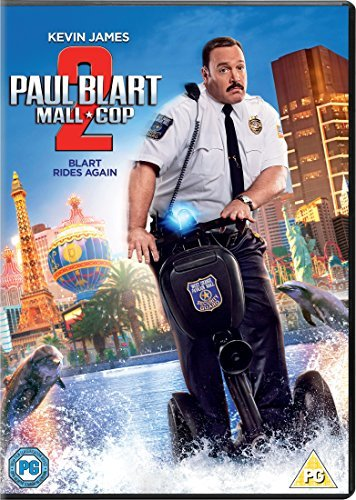 Paul Blart: Mall Cop 2 [DVD] [2015] by Kevin James