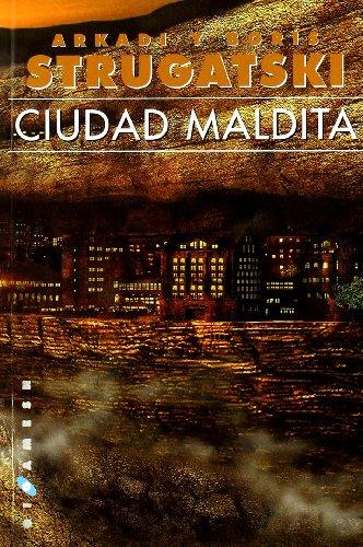 Ciudad Maldita descarga pdf epub mobi fb2