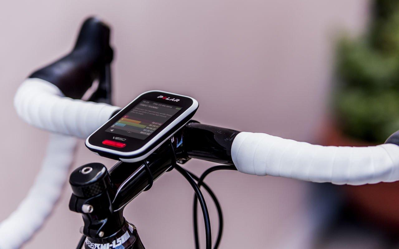 Polar V650 - Computer da Bicicletta con GPS Integrato