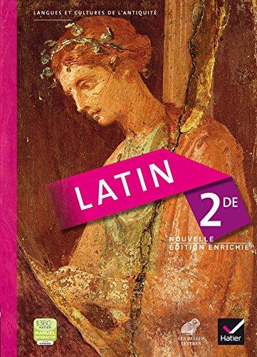 Latin 2de d. 2014 - Manuel de l'lve