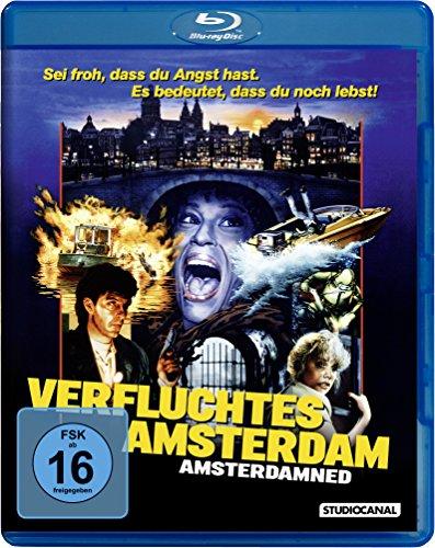 Preisvergleich Produktbild Verfluchtes Amsterdam - Uncut [Blu-ray]