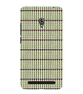 Colourful Pattern 3D Hard Polycarbonate Designer Back Case Cover for Asus Zenfone 5 A501CG :: Asus Zenfone 5 Intel Atom Z2520 :: Asus Zenfone 5 Intel Atom Z2560