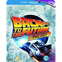 Deals on Back to the Future Trilogy Anniversary Blu-ray