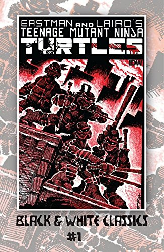 Teenage Mutant Ninja Turtles: Black & White Classics #1 ...