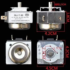 Minuten Zeitschaltuhr Für Elektronischen Mikrowellenherd DKJ-Y30//60//90//120