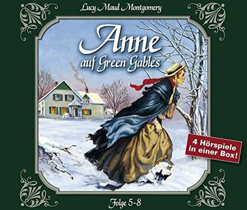 Anne auf Green Gables, Box2: Folge 5 - 8
