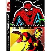 Marvel Visionaries: John Romita JR. Hc