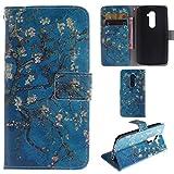 Ooboom® LG G2 Mini Hülle Flip PU Leder Schutzhülle Handy