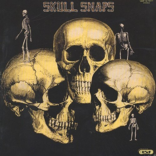 Black Skull Snap (Skull Snaps Colored Vinyl [Vinyl LP])