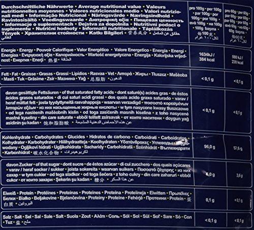 IronMaxx Maltodextrin Neutral – Maltodextrin Weight Gainer, geschmacksneutral – Nahrungsergänzungsmittel – Kohlenhydrate-Pulver – 1 x 2kg