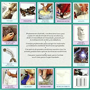 Enciclopedia de técnicas escultóricas