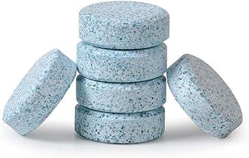 6 Teile Sprudelnde Tablet Brausetabletten Multifunktional Spray Reiniger Konzentrat für Auto Windschutzscheibe Glas Reinigen