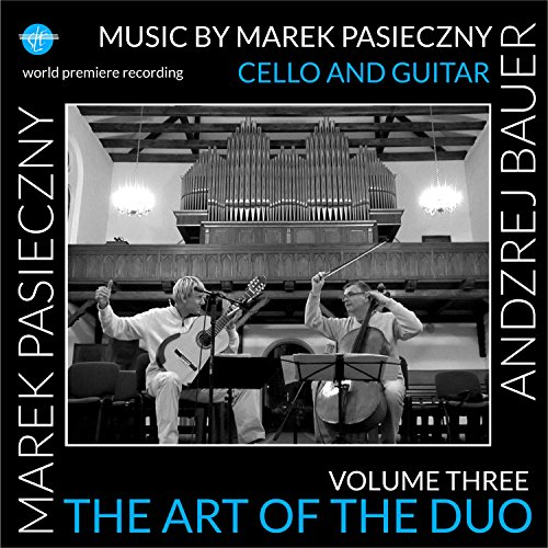 The Art of the Duo, Vol. 3 (Cello & Guitar)