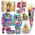 Disney Soy Luna 13 Teile Set Schulranzen Ranzen Schulrucksack Tasche Rucksack