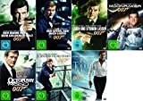 James Bond 007 ROGER MOORE komplette Edition 7 DVD Collection