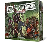 Edge Entertainment - Zombicide Temporada 2 : Prison Outbreak (EDGZC03)