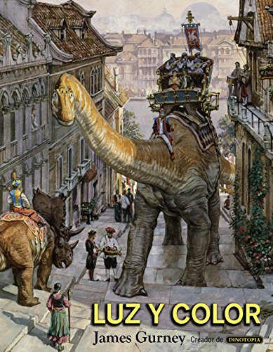 Luz y color por James Gurney