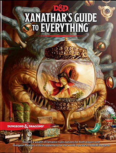 Xanathar's Guide to - Tabletop Gaming