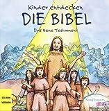 Kinder entdecken die Bibel. Das Neue Testament. CD- ROM
