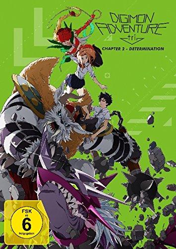 Digimon Adventure tri. Chapter 2 – Determination