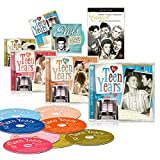 The Teen Years 8 CD Set by Zestify - As Seen On TV - 8 CDs + Bonus CD: Elvis Love Songs + Free Double DVD: Rock'n'Roll Legends In Concert + Booklet