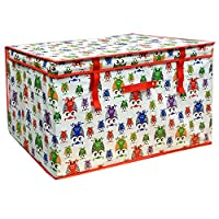 FunkyBuys Kids Ex Large Storage Boxes