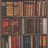 Livres de bibliothèque Rasch papier peint - 934809