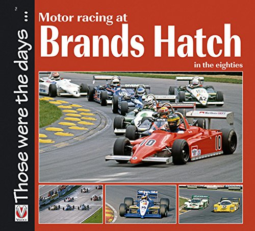 Motor Racing at Brands Hatch in the Eighties (Those Were the Days...) por Chas Parker