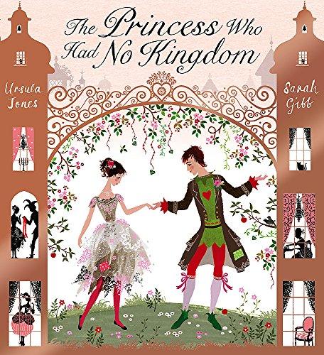 The Princess Who Had No Kingdom Cover Image