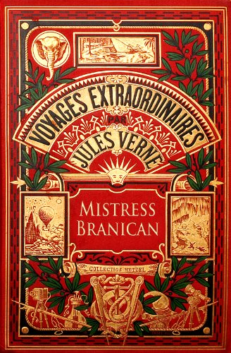 Mistress Branican (Illustré)